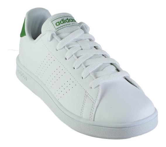 Zapatillas adidas Advantage Niños Ftw/gree