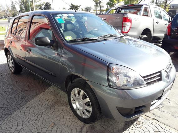 Renault Clio 1.2 Authentique 5 Puertas. - 2012