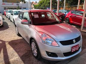 Suzuki Swift 1.4l Gls Tm5 2012 Credito Recibo Auto Financiam
