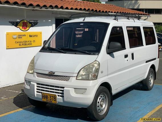 Chevrolet N300 Van Mt 1200 4p