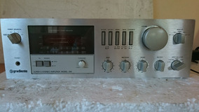 Amplificador Gradiente Model 366