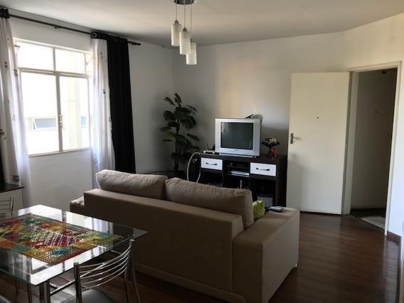 Apartamento 2 Quartos 1 Vaga - Sagrada Família - Ci3647