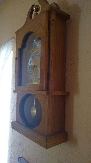 Reloj Antiguo, Funcionando Sin Detalles!