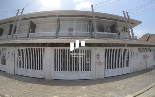 Sobrado Canto Do Forte Próximo A Área Militar 136m²,aceita Financiamento Bancário Praia Grande S/p.