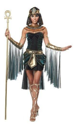 Disfraz Diosa Egipcia Cleopatra Talla Xxg D-006