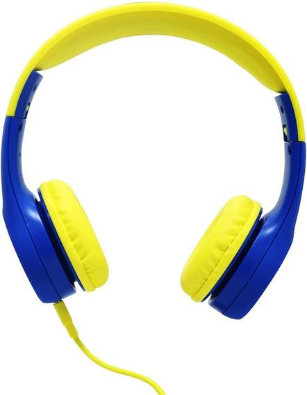 Headphone Estéreo Infantil ELG Joy Com Limitador De Volume