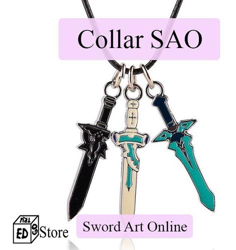 Collar Sword Art Online - Sao