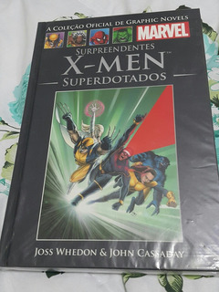 Surpreendentes X-men - Superdotados