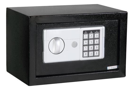 Caja Fuerte De Seguridad Digital Electrónica 20 X 31 X 20 Cm