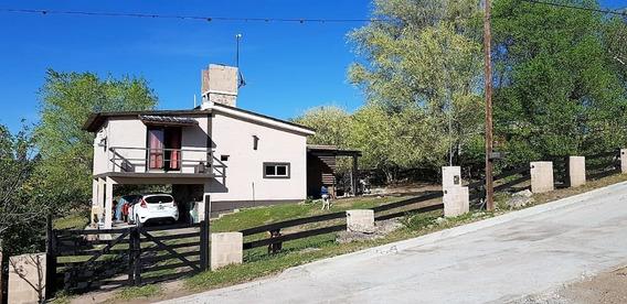 Vendo Chalet En Villa Santa Cruz Del Lago.