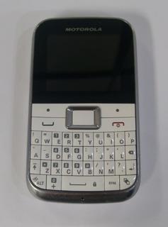 Motorola Ex108 Semi Novo Desbloqueado
