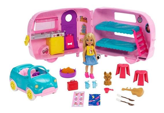 Barbie Cámper De Chelsea