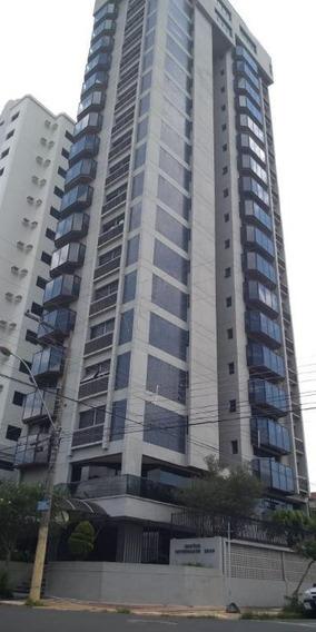 Apartamento Á Venda, Edifício Governador, Piracicaba - Ap0983