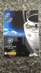 Álbum Champions League Liga Dos Campeões 2008-2009