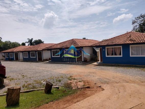 Casa Ibiúna Condomínio Fechado - Centro - Ref: 908