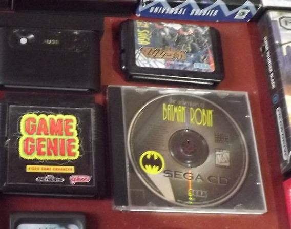 Batman & Robin Sega Cd Original - Mega Drive Envio Por Carta