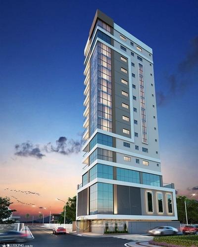 Apartamento Padrão, 3 Suítes 2 Vagas Na Meia Praia - Ap1094-1