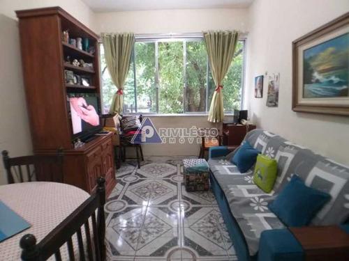 Imagem 1 de 21 de Apartamento À Venda, 1 Quarto, 1 Vaga, Humaitá - Rio De Janeiro/rj - 12742