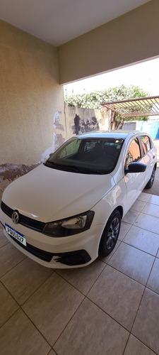 Imagem 1 de 6 de Volkswagen Gol 2016 1.6 Msi Trendline Total Flex 5p