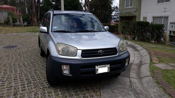 Toyota Rav4 4x2 5p T/m