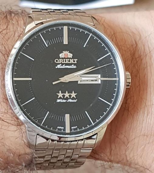 Relogio Orient Automático 3 Estrelas 469ss061