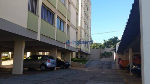 Apartamento À Venda, 74 M² Por R$ 240.000,00 - Residencial Portugal - Londrina/pr - Ap0616
