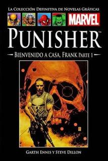 Marvel Salvat Vol.56 - Punisher Bienvenido A Casa, Frank. P1