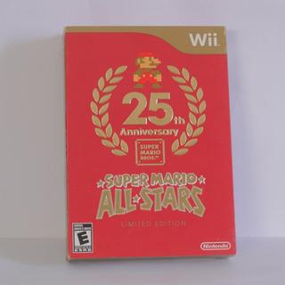Super Mario All Star 25 Aniversario De Colección - Wii /wiiu