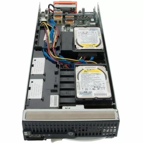 Lâmina Bl280c G6 P/ Blade Hp C Series - 2 Xeon - 16gb Ram
