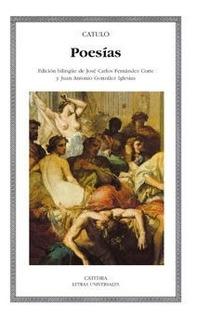 Poesías, Antonio Catulo, Ed. Cátedra