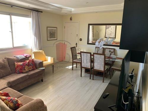 Apartamento - Mooca - Ref: 8453 - V-8453
