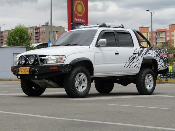 Toyota Hilux Hi-rider Ex Mt 2400cc Fe 4x4