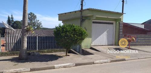 Casa À Venda Em Mairiporã Com 3 Dormitórios - Cs104