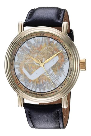 Marvel Reloj Oficial Thor Casual 44mm Cuarzo