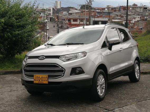 Ford Ecosport - Modelo 2017 - 44220 Km - Gasolina 4x2