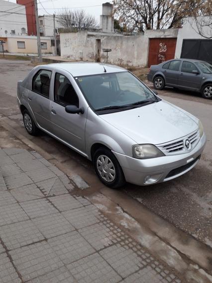Renault Logan 2009 1.6 Aa Da