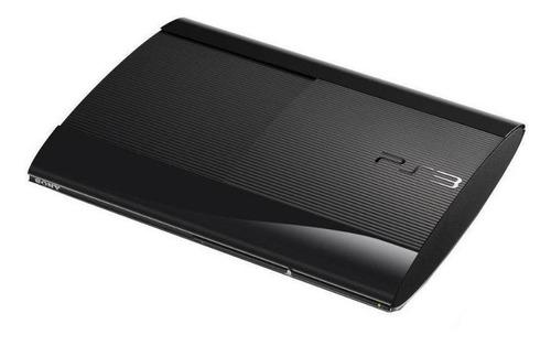 Sony PlayStation 3 Super Slim 500GB Standard  color charcoal black