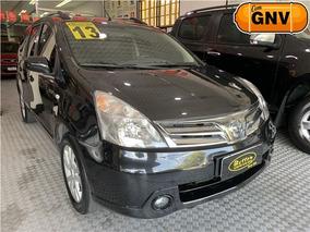 Nissan Grand Livina 1.8 Sl 16v Flex 4p Automático