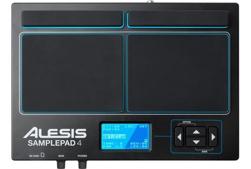 Bateria Electronica Alesis Sample Pad 4