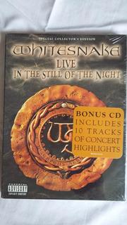 Whitesnake - Live In The Still Of The Night - Dvd + Cd