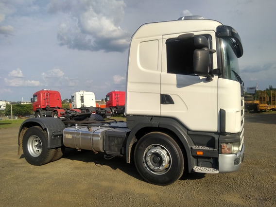 Scania R124 400 4x2 2004 Único Dono