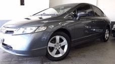 Honda Civic Lxs Impecable $100000 Y Cuotas Automotores Yami