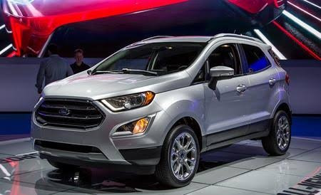 Ford New Ecosport Manual Okm Por R$ 74.799,99