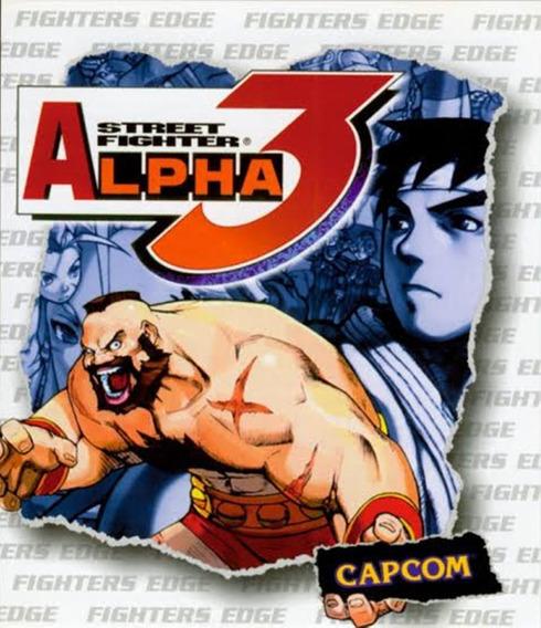 Street Fighter Alpha 3 Pc Digital