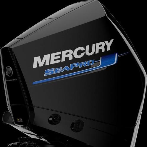 Motor Mercury 200hp Sea Pro (inscrição Estadual Ou Rural)