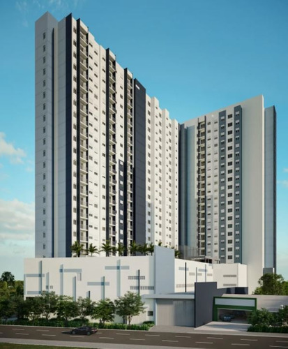 Imagem 1 de 17 de Apartamento À Venda No Bairro Vila Prudente - São Paulo/sp - O-17635-28862