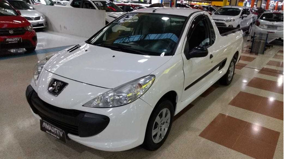 Peugeot Hoggar 1.4 Flex 2012 Com Direção Hidráulica