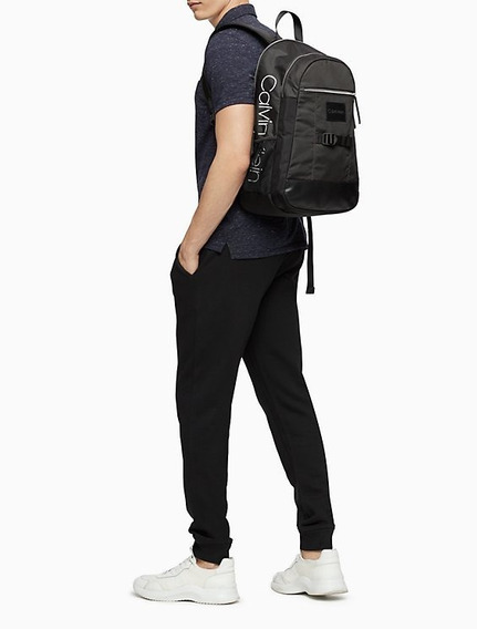 Mochila Calvin Klein Notebook/laptop Zíper Super Promoção