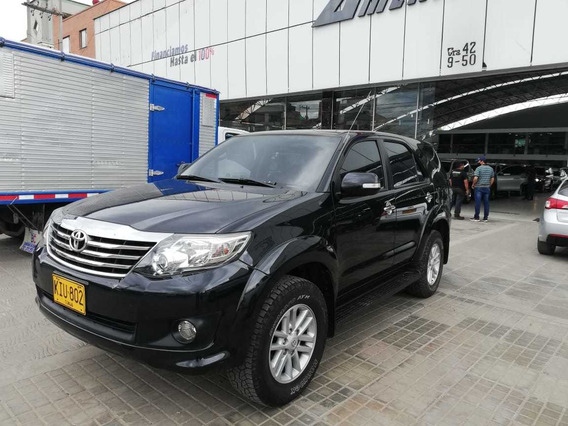 Toyota Fortuner Fortuner 4x 2 2.7 At