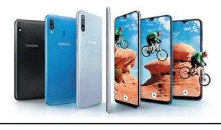 Samsung A10s Nuevo Modelo Lector Huellas (140)v